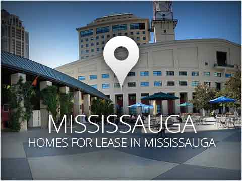 Mississauga Home For Lease