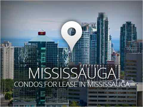 Mississauga Condos for Lease